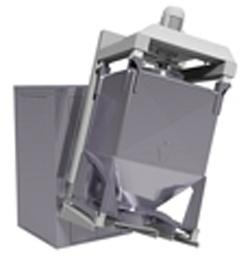 IBC Industrial mixer