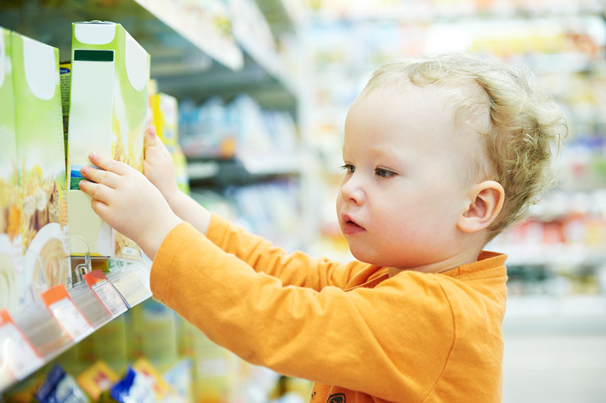 Baby food production choosing an industrial mixer