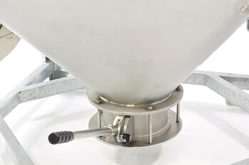 Manual Cone Valve with Handle