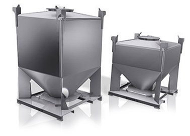 Matcon IBCs for Efficient Powder Handling