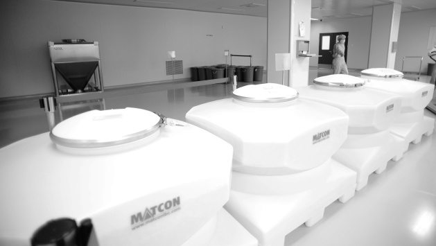 Matcon Pharma IBCs