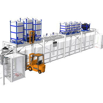Flexi Batch Powder Processing and Dosing