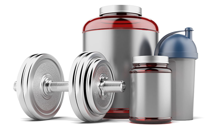 getting started in sports nutrition manufacturing containers and weights