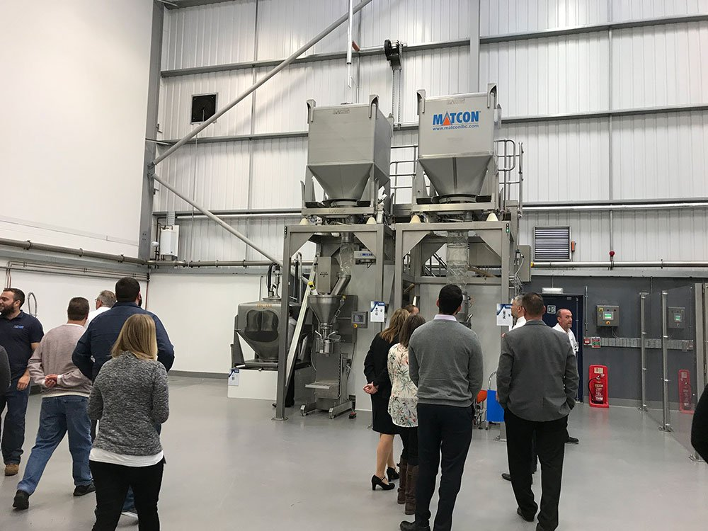 Matcons insightful allergen day for manufacturers 2018