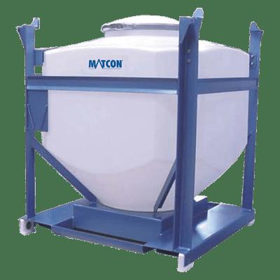 Polyethylene IBCs