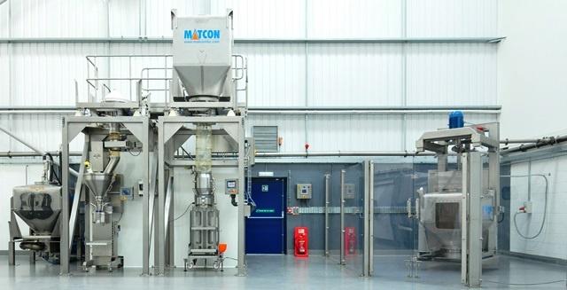 matcon sports nutrition manufacturers test centre