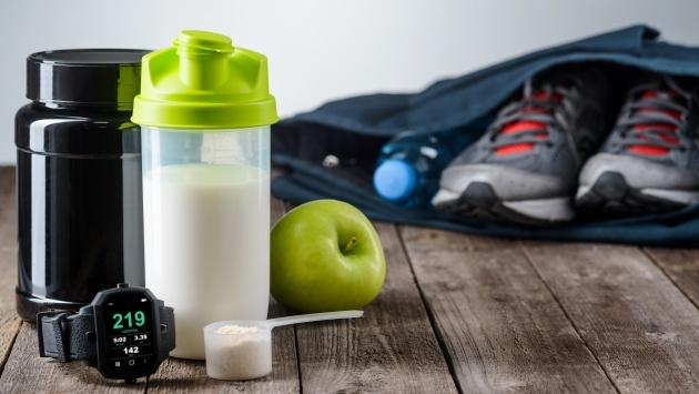 Sports Nutrition Manufacturers Powder and sports items