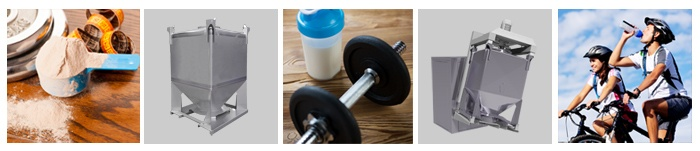 Is there a better way to make Sports Nutrition Products?