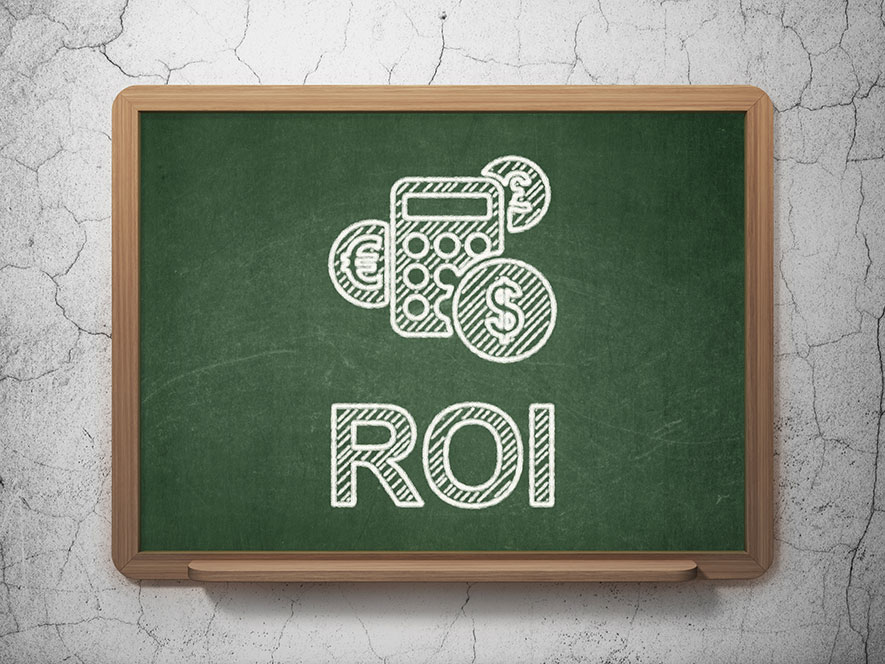 sports nutrition manufacturers ROI calculator