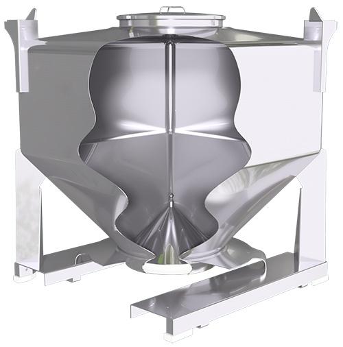 pharmaceutical equipment IBC Cone Valve