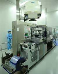 Primary Packing getting a handle on materials handling with the design of pharmaceutical manufacturing