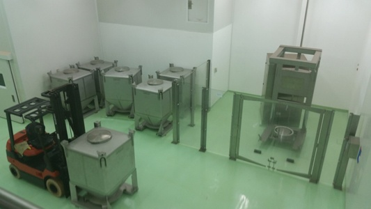 IBC Blender at Leading Beverage Drink Mix Company