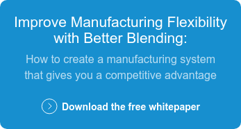 Improve Manufacturing Flexibility  with Better Blending: How to create a manufacturing system  that gives you a competitive advantage Download the free whitepaper